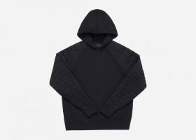 Alexander-Wang-X-HM-jacquard-hoodie-black