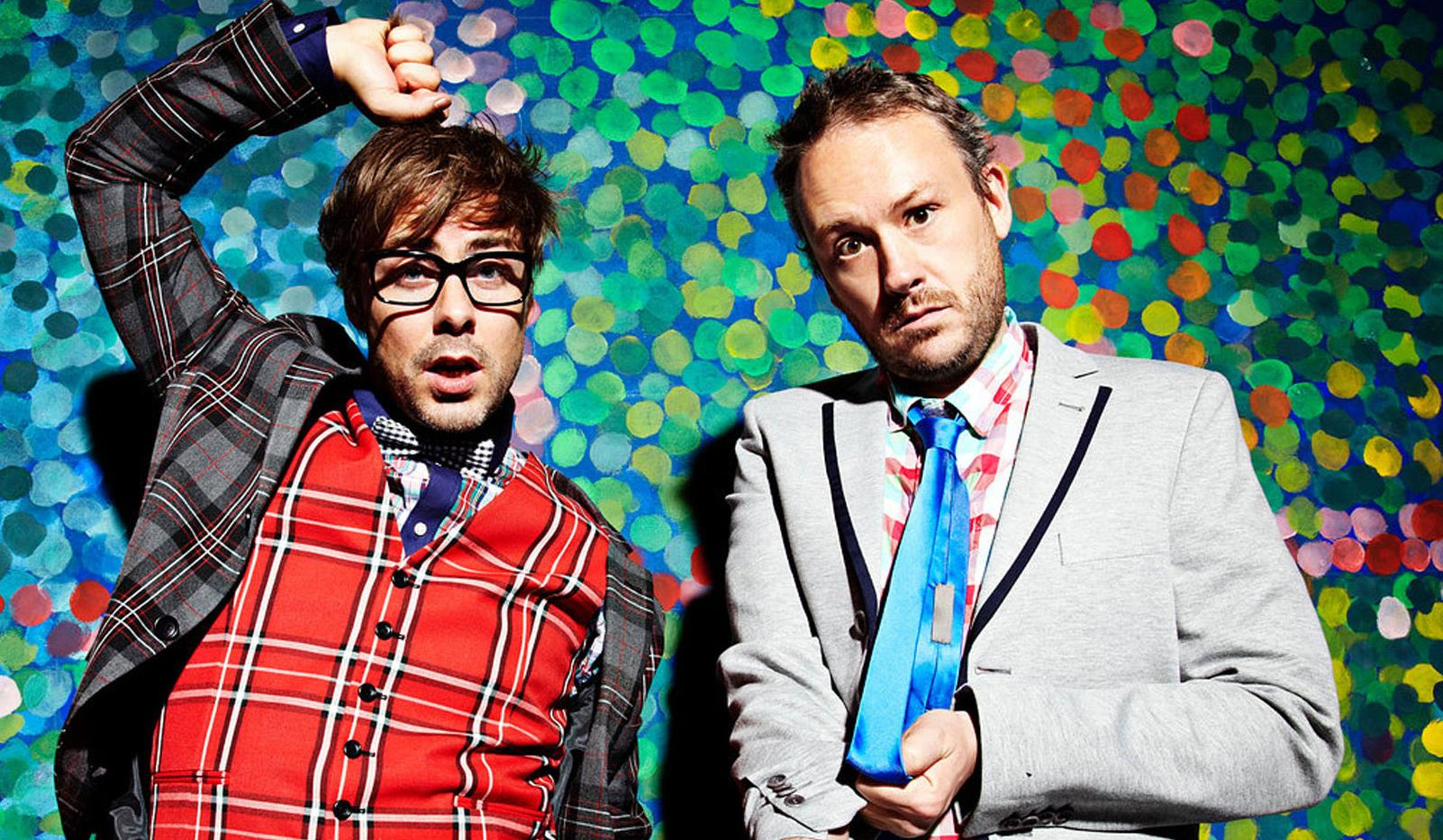 Basement Jaxx Spiritually Reformed