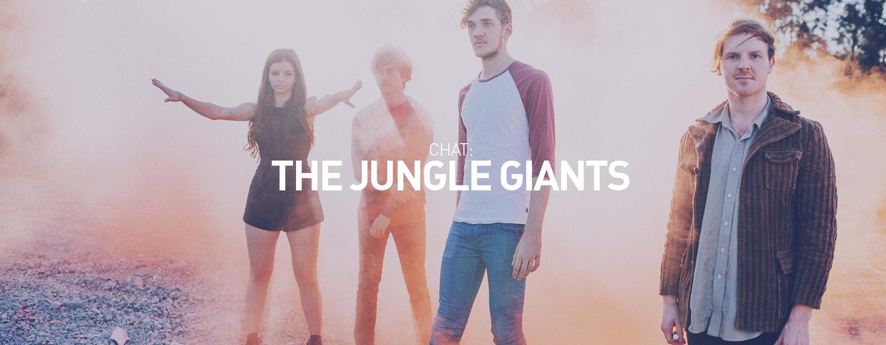 source: The Jungle Giants