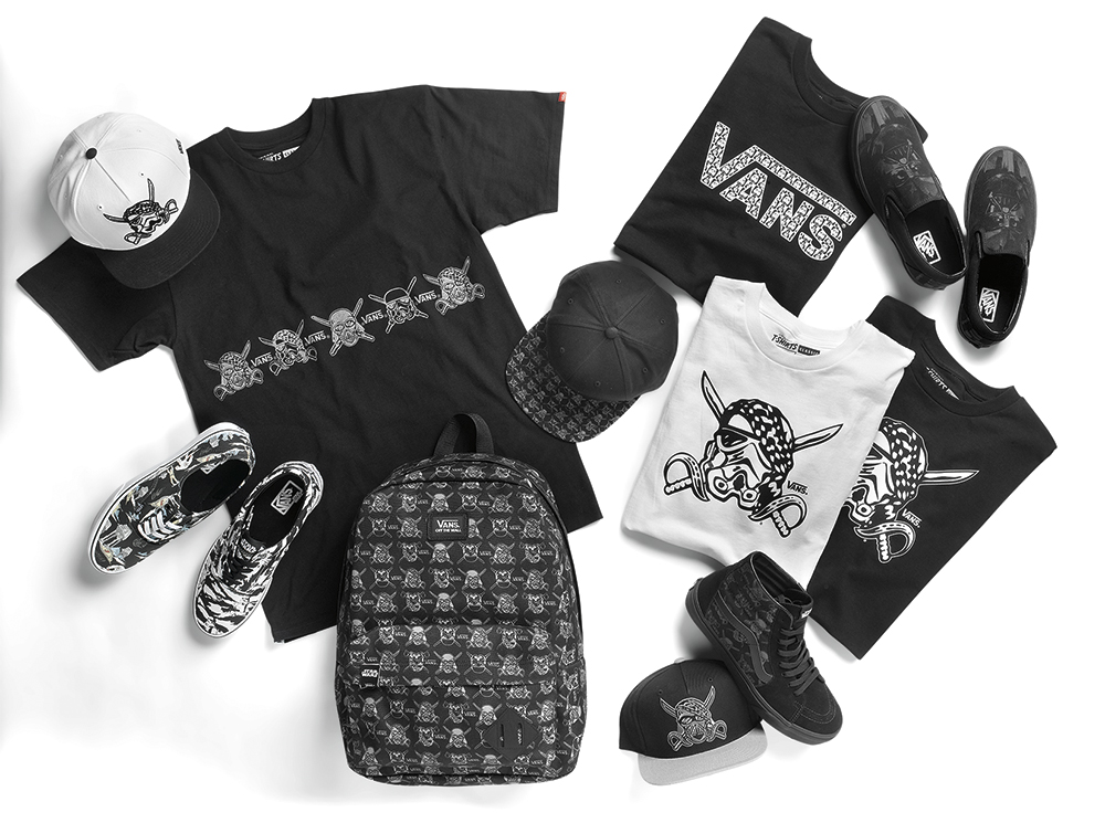 932c9694cf Vans x Star Wars Holiday Collection