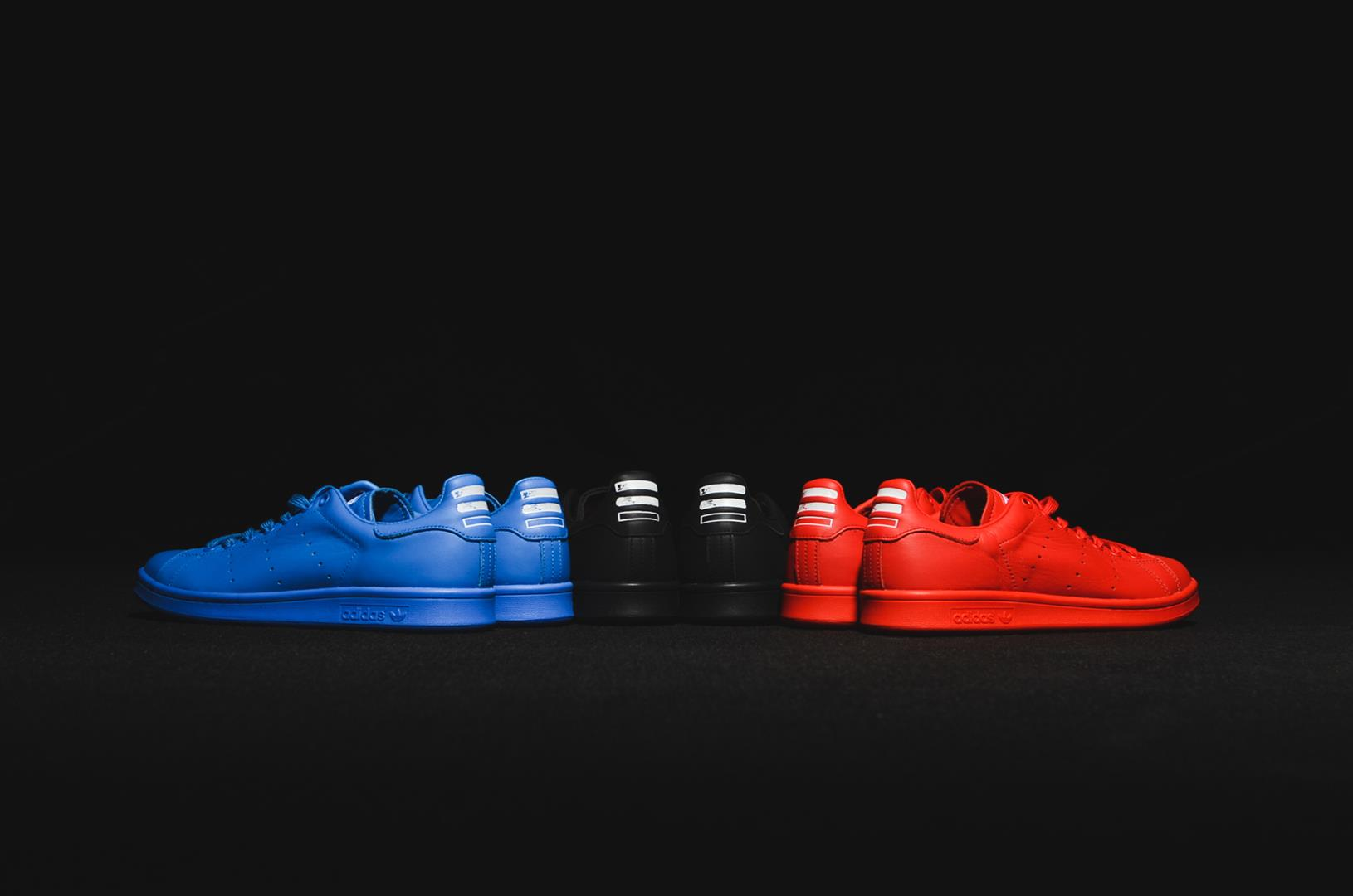 hot sale online 30def 7b716 adidas x Pharrell Williams Consortium Solid Pack Collection