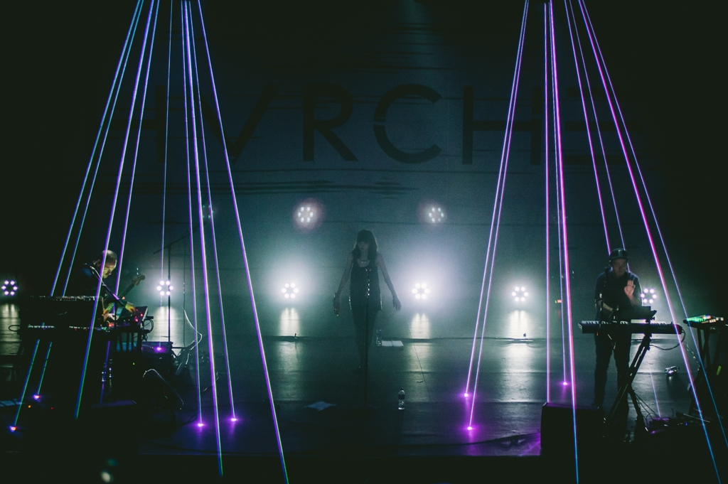 source: Urbanscapes Satellite Show with CHVRCHES