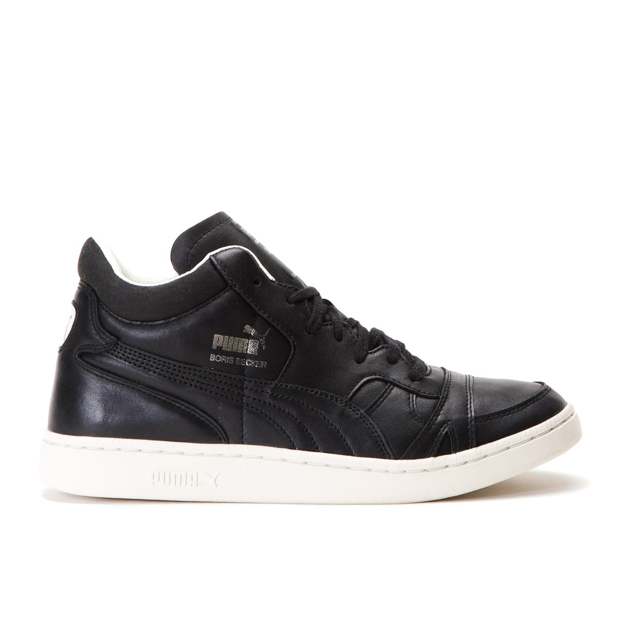 Puma Becker Leather Black