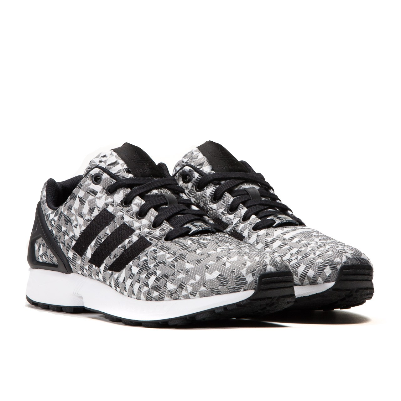 new style d4528 f9301 adidas Originals ZX Flux Weave Grey Prism