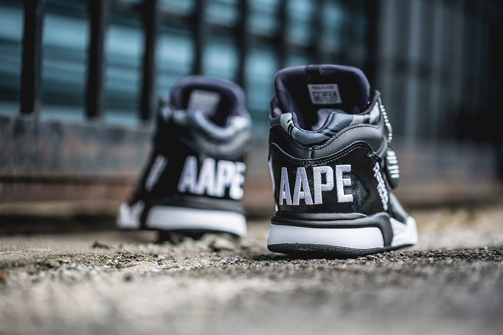 AAPE by Bathing Ape x Reebok Pump Omni Lite 6