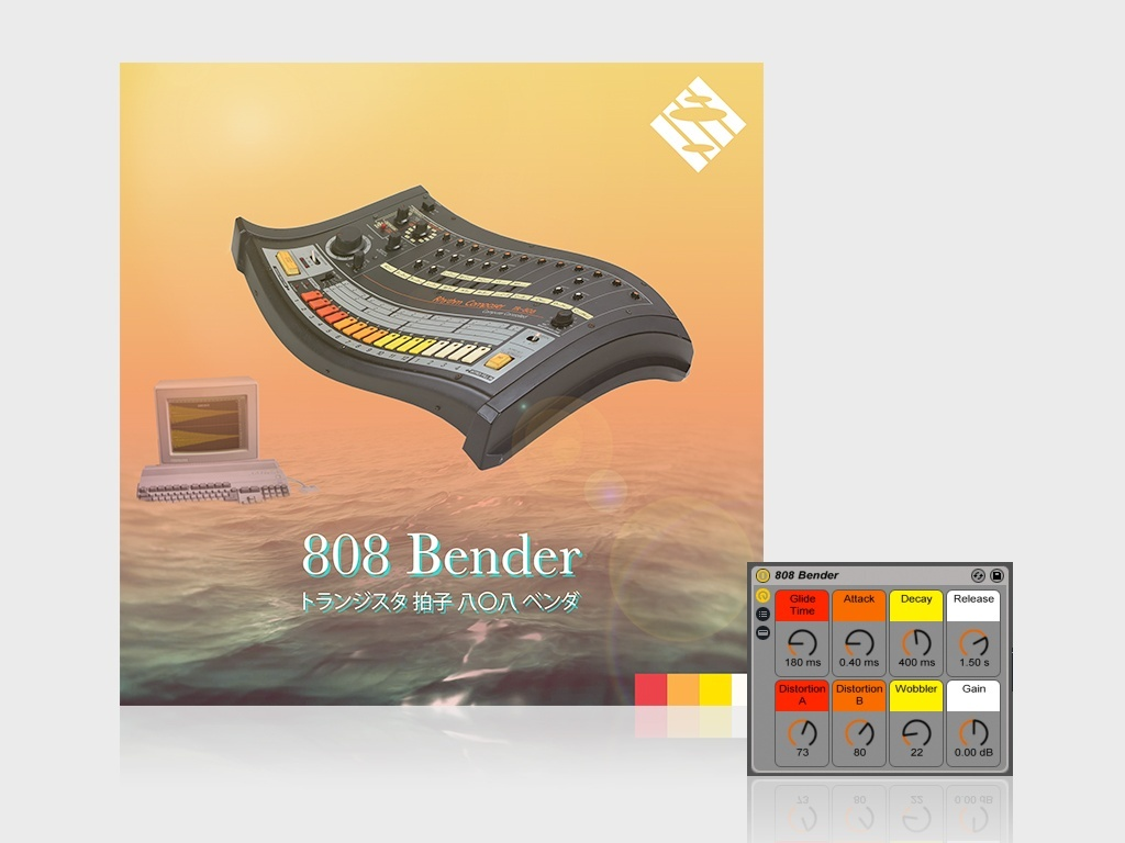 808 Acolytes, Download This Homebrewed Ableton Instrument