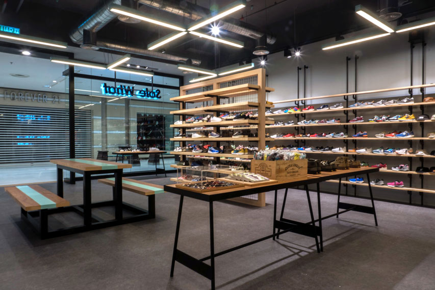 Sole What Opens In Sunway Pyramid
